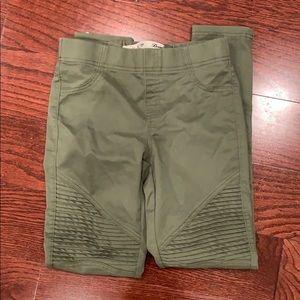 🌸3 for $15🌸 olive leggings - cute